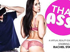 THAT ASS featuring Rachel Starr and her ASS
