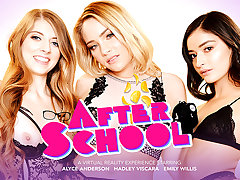 After School featuring Alyce Anderson, Emily Willis, and Hadley Viscara