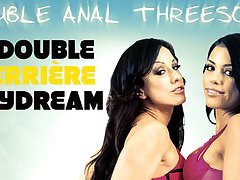 A Double Derrier Daydream - VR Porn starring Adriana Chechik and Jennifer White - NaughtyAmericaVR