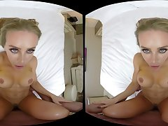 Nicole Aniston  Charles Dera in NaughtyAmericaVR