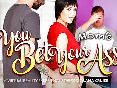 Alana Cruise  Dylan Snow in NaughtyAmericaVR