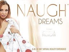 Ornella Morgan in Naughty Dreams - VRBangers