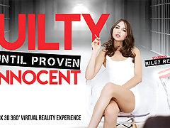 Riley Reid in Guilty untill proven innocent - VRBangers
