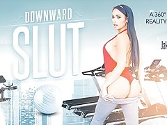 Jackie Wood in Downward Slut - VRBangers