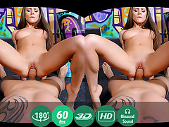 Lita Phoenix in Chick Dances On Hard Dick - TMWVRNet