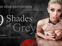 Daniela Dadivoso in 69 Shades of Gray - VRBangers