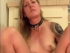 Real Milf Fucks Ass And Pussy With Dildo