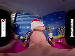 VRCosplayX In Your XXX TOY STORY Lindsey Cruz As Jessie Squirts On Your D