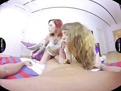 VirtualRealTrans - Girls night