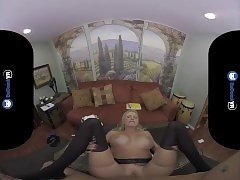 VR Porn Fucking On Your French Tutor Briana Banks On BaDoinkVR